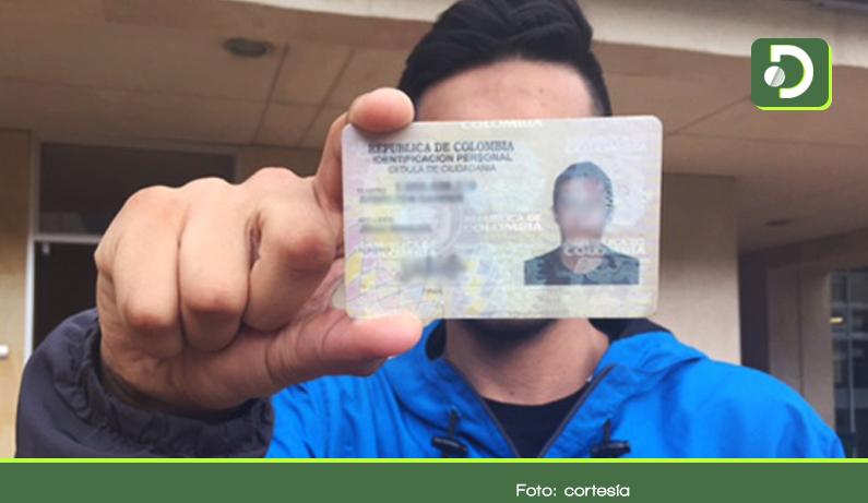 Photo of La nueva cédula de ciudadanía, tendría chip integrado para el reconocimiento biométrico.