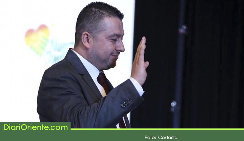Photo of Gildardo Hurtado: «Vamos a gobernar con amor en el corazón para todos los marinillos y marinillas»