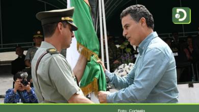 Photo of El General Luis Méndez, nuevo comandante de la Policía Antioquia