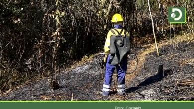 Photo of Alerta en 16 municipios del Oriente Antioqueño por incendios forestales