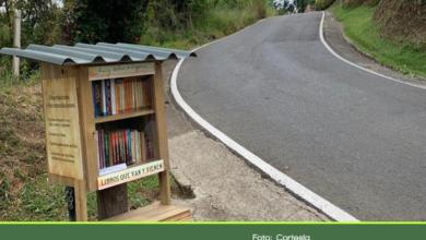 Photo of Con pequeñas bibliotecas se quiere incentivar la lectura en Rionegro