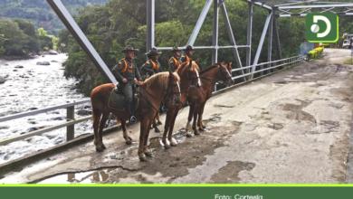 Photo of Carabineros comenzaron patrullaje en el municipio de Nariño