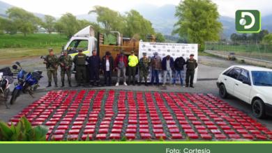 Photo of Autoridades incautaron 340 kilogramos de cocaína en Sonsón
