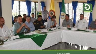 Photo of Gobernador realizó consejo de seguridad con los alcaldes del Oriente Antioqueño