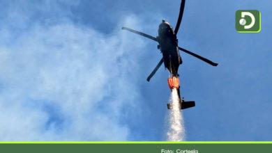 Photo of En Antioquia van 309 incendios forestales, hay alerta roja en El Retiro y Abejorral