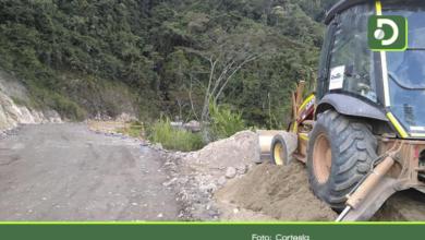 Photo of Preocupación por retrasos en las obras de pavimentación de la vía Granada – San Carlos