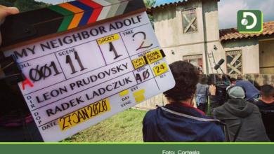 """Photo of En el Oriente Antioqueño se filma la película """"Mi vecino Adolf"""", una comedia sobre Hitler"""