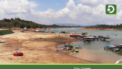 Photo of Afectados prestadores de servicios náuticos en Guatapé por temporada seca