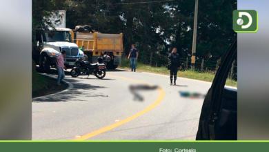 Photo of Una víctima más deja la práctica del gravity bike en la vía entre La Ceja – La Unión