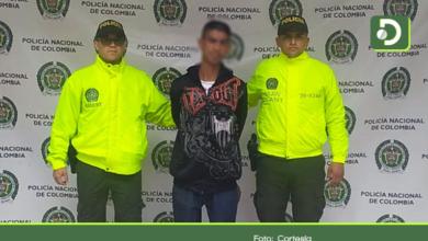Photo of Capturado en Guarne alias 'El Zarco' responsable de más 23 robos en el Oriente Antioqueño