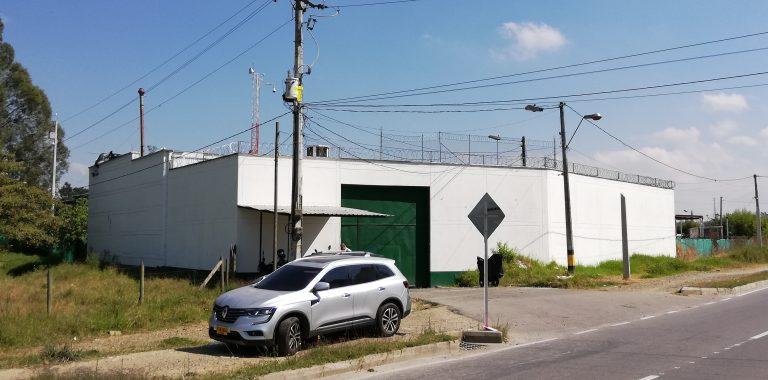 Centro penitenciario Rionegro
