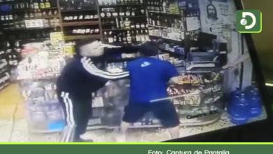 """Photo of Una persona """"fuera de control"""" causó pánico en el municipio de Rionegro"""