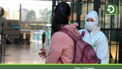 Photo of Confirmado primer caso de coronavirus en el municipio de La Ceja