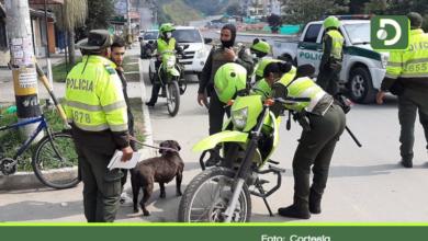 Photo of En Rionegro van más de 105 comparendos, por violación de la cuarentena.