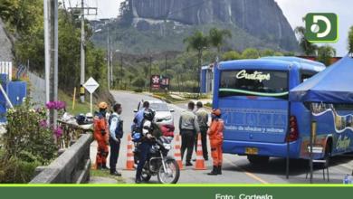Photo of Cierre de fronteras permanecerá hasta nueva orden en Guatape, Cocorná y Sonsón
