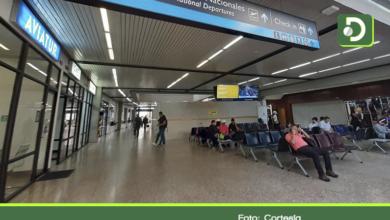 Photo of Primer caso de Coronavirus en Medellín ingresó por aeropuerto José María Córdova