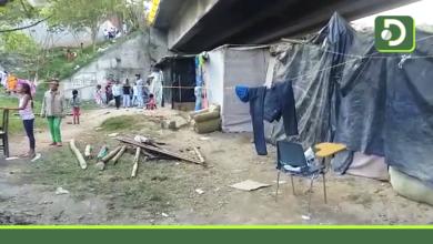 Photo of El puente de la desesperación, venezolanos enfrentan el hambre y la crisis por el coronavirus