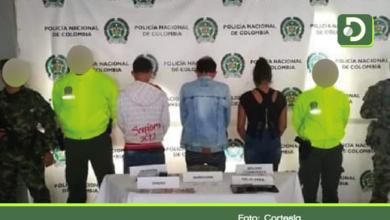 Photo of Tres detenido por tráfico de estupefacientes en El Carmen de Viboral