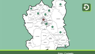 Photo of Este mapa te muestra la situación del coronavirus en Guarne en tiempo real