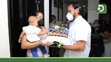 Photo of 584.216 hogares antioqueños recibieron paquete alimentario de Antioquia Solidaria