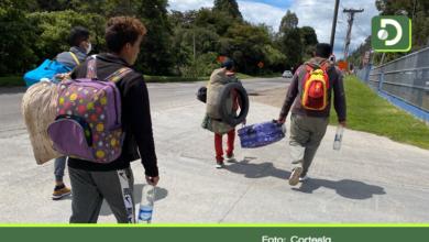Photo of Cuarentena en Colombia obliga a que cientos de venezolanos regresen a su país