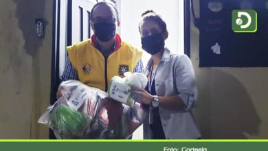 Photo of Municipios del Oriente Antioqueño recibieron donación de 50.000 tapabocas