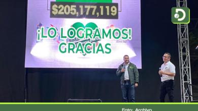 Photo of ¡Marinilla lo logró! Marinillaton cumplió meta y llegó a $205.177.119