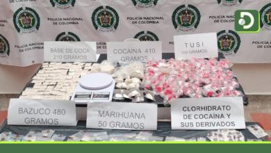 Photo of Dos kilogramos de droga fueron incautados en La Unión.