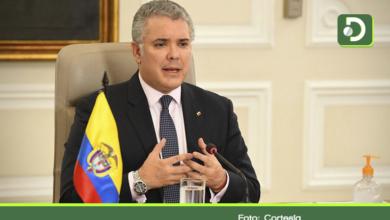 """Photo of """"Debemos aprender a convivir con el covid-19"""", Iván Duque descarta una nueva cuarentena estricta"""