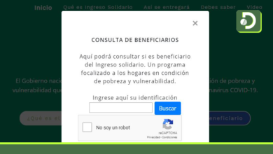 Photo of Polémica por presuntas irregularidades en la plataforma de 'Ingreso Solidario'