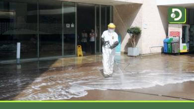 Photo of Dos empresas de Rionegro, donaron servicios de desinfección en el municipio.