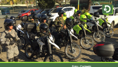 Photo of En Rionegro, entregan 12 nuevos vehículos a la fuerza publica.