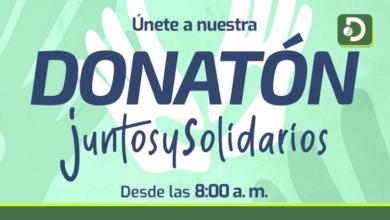 Photo of Rionegro se prepara para la Donatón 'Juntos y Solidarios', este viernes 24 de abril
