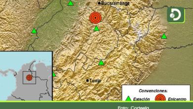 Photo of 3 sismos y al menos 23 réplicas, se han presentado desde ayer en Colombia
