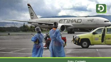Photo of El cejeño Fernado Gaviria llegó a Colombia en vuelo humanitario