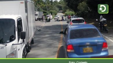 Photo of Un muerto dejó grave accidente de tránsito en la vía Rionegro – El Carmen