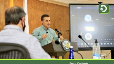 Photo of Gobernador: «Hemos logrado aplanar la curva de contagios de coronavirus en Antioquia»