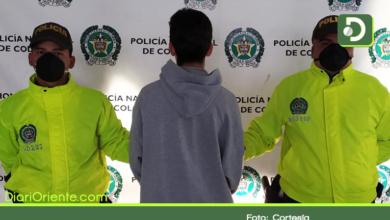 """Photo of Rionegro: Siguen los golpes en contra la banda delincuencial """"Los Pamplona""""."""