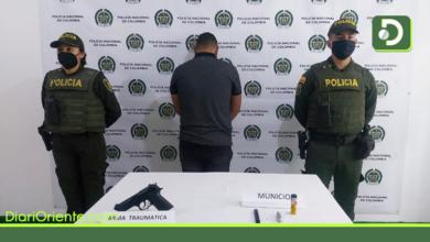 Photo of Sonsón: Amenazando y con pistola en mano, se hizo pasar por miembro de la SIJIN.