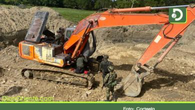 "Photo of Ejército desmanteló mina ilegal operada por ""Los Chatas"" en Sonsón."