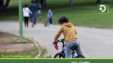 Photo of Desde el próximo lunes se amplían horarios de actividades al aire libre para niños y adolescentes