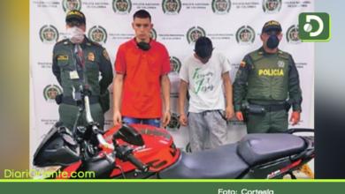 Photo of Se robaron una moto en Guarne y fingieron tener coronavirus para no ser capturados