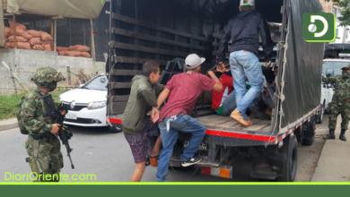 Photo of A la cárcel 10 venezolanos que habrían montado una red para la distribución de estupefacientes en Rionegro