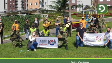 Photo of La Caravana de la Alegría en barrios de Rionegro.