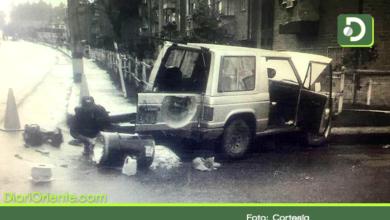 Photo of Hace 20 años, un carro bomba con 300 kilos de explosivos, por poco acaba con el barrio El Porvenir