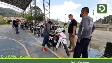 Photo of Guarne: Hasta mañana podrá marcar gratis su moto o bicicleta.