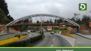 Photo of Este martes cerrarán la autopista Medellín – Bogotá, para instalar puente peatonal
