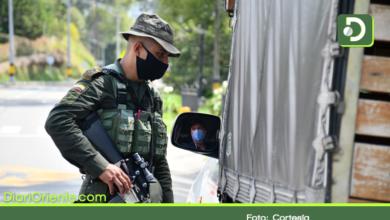 Photo of El Retiro implementa medidas para el ingreso de ciudadanos.