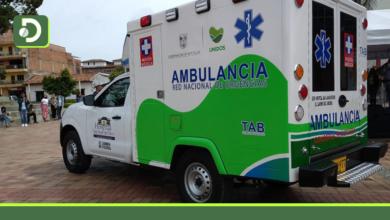 Photo of El Carmen de Viboral recibe nueva ambulancia para apoyo médico en el municipio