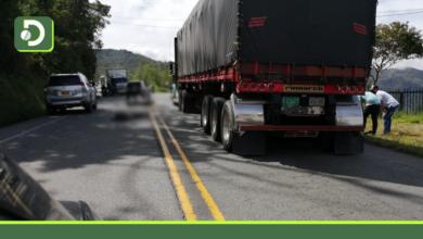Photo of Accidente de tránsito deja motociclista muerto en la autopista Medellín – Bogotá